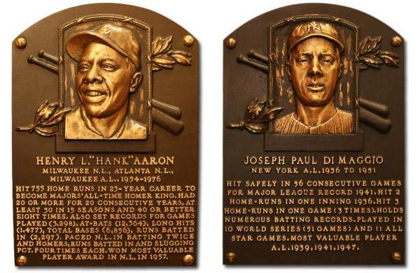 National Baseball Hall of Fame and