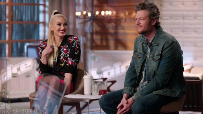 Gwen Stefani and Blake Shelton's new