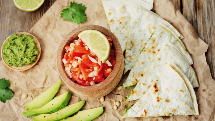 3 recipes that prove quesadillas work