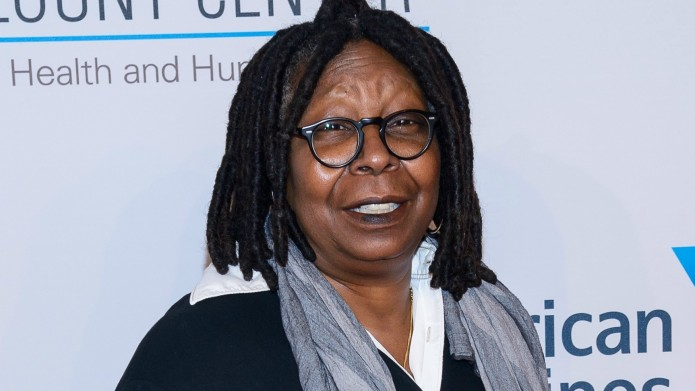 Whoopi Goldberg tries and fails to