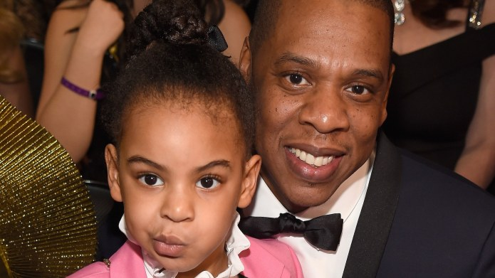 How Blue Ivy So Simply Stole