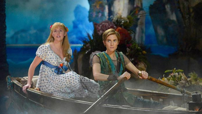 Peter Pan Live: 7 Things people