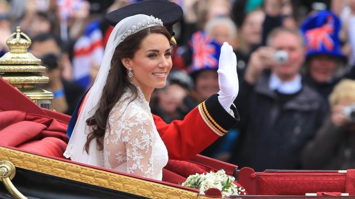 Royal wedding details: What the bridesmaid's