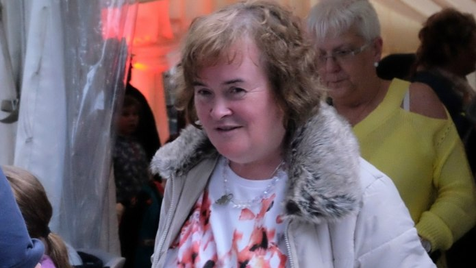 Susan Boyle Is Being Targeted by