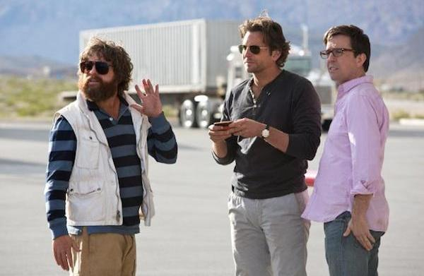 How The Hangover Part III cast