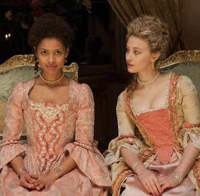 EXCLUSIVE CLIP: Belle faces racism in