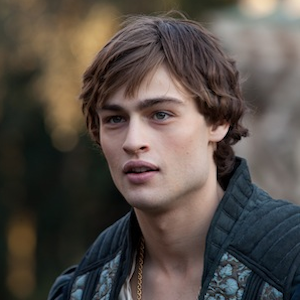 Romeo and Juliet's Douglas Booth and