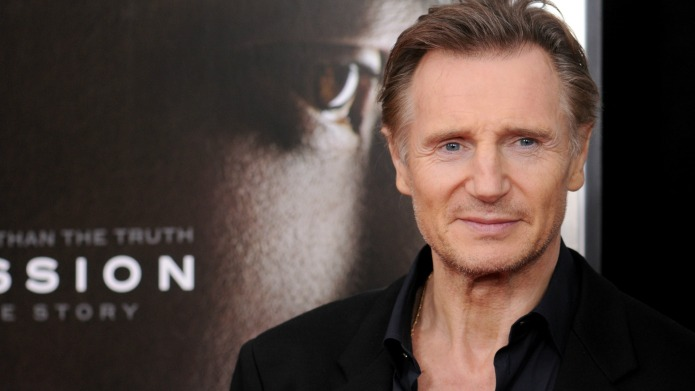 Liam Neeson dating 'incredibly famous' woman
