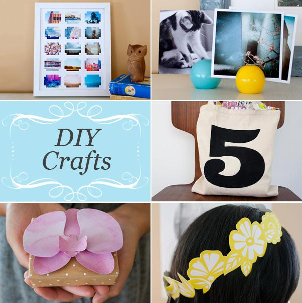5 DIY gifts with printable templates