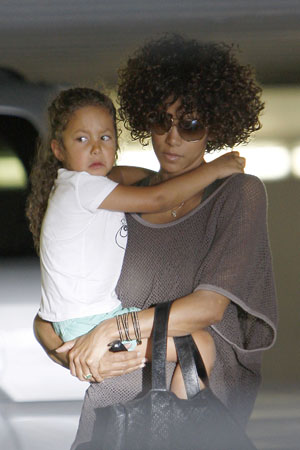 Halle Berry gets a win in custody case