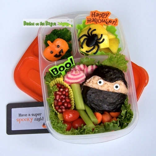 Halloween lunches for kids