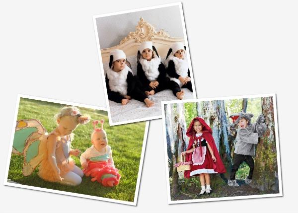Halloween costumes for siblings