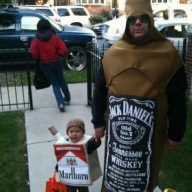Halloween fail