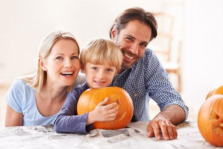 Halloween faliy traditons