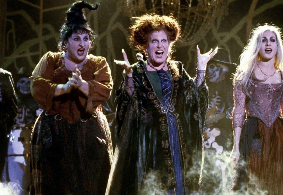 Hocus Pocus Halloween Party Ideas