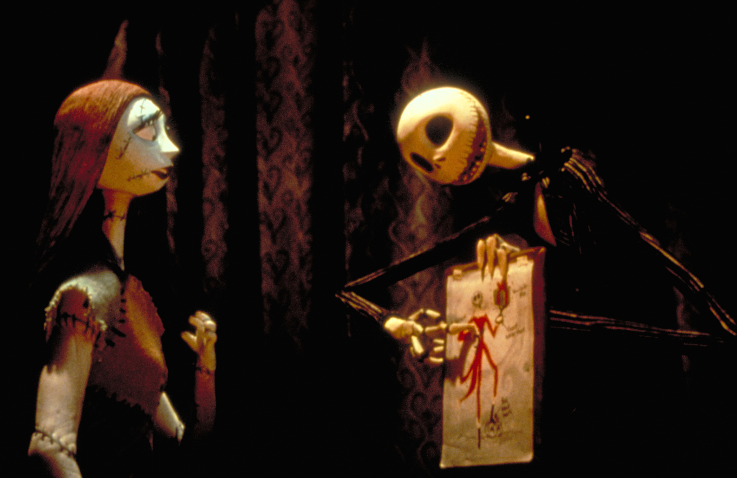 Nightmare Before Christmas Halloween party ideas