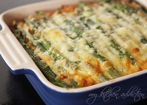 Ham and asparagus strata | Sheknows.com
