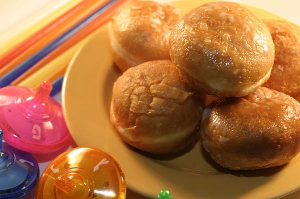 Hanukkah Frying Pan Cookies