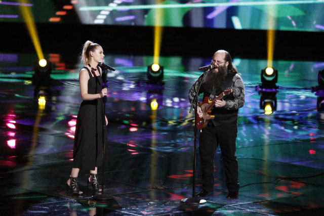 Duet on The Voice