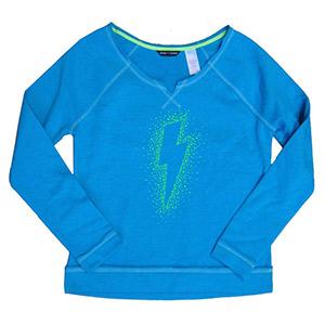 hard candy lightning sweater