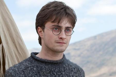 Daniel Radcliffe is Harry Potter