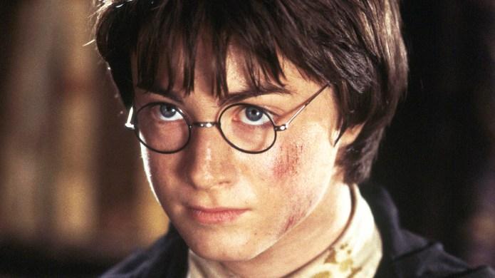 DANIEL RADCLIFFE (Harry Potter) in Warner
