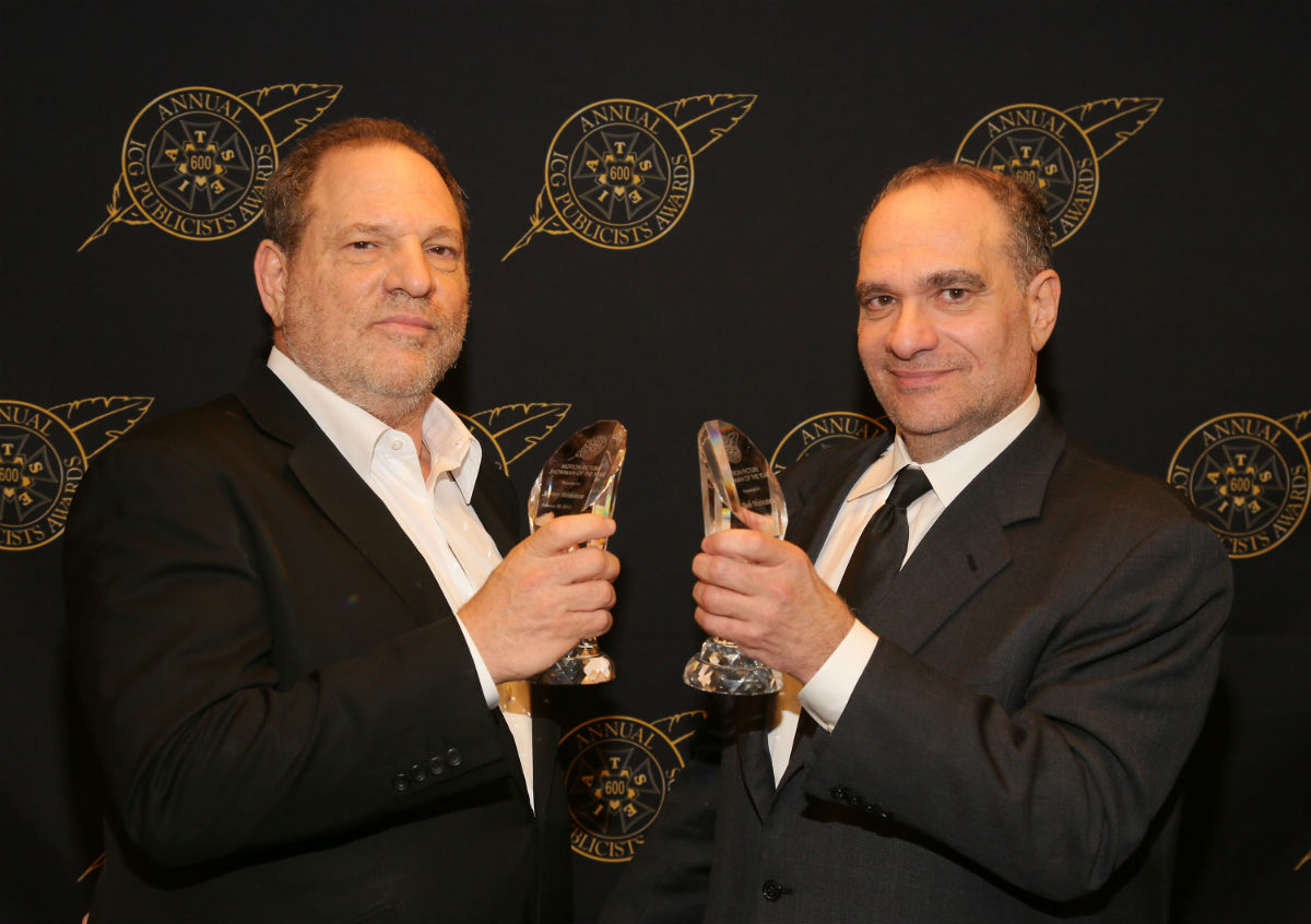A timeline of Harvey Weinstein's life and career