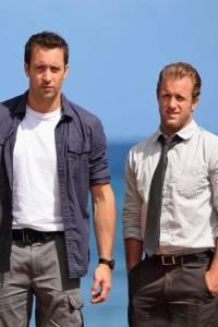 Hawaii Five-O stars Alex O'Loughlin and Scott Caan