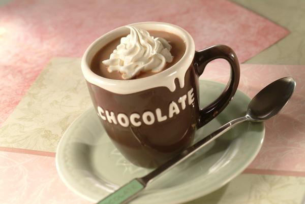 Hazelnut Hot Chocolate Liqueur