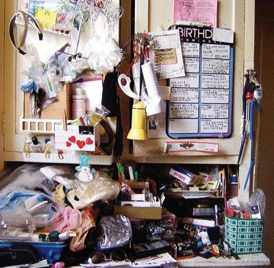 Clutter command: Get organized!