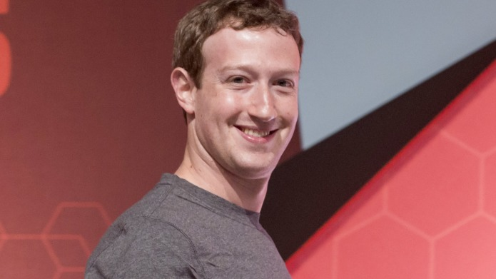 Founder and CEO of Facebook Mark
