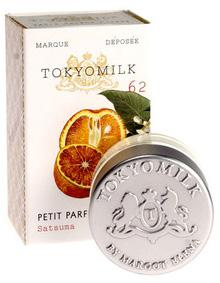 Beauty Finds: Tokyo Milk Solid Perfume