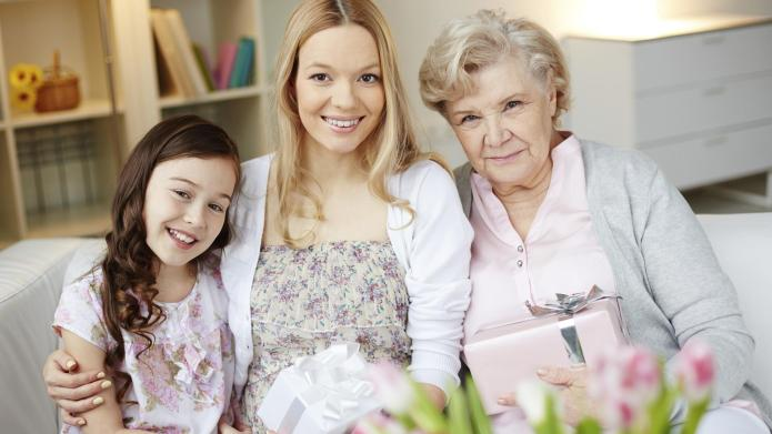Gifts of gratitude for grandparents
