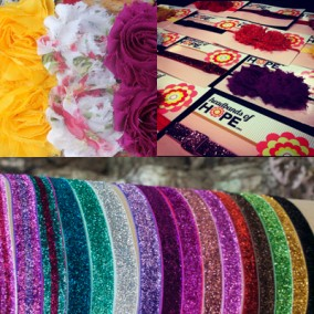 Headbands of Hope headband selection