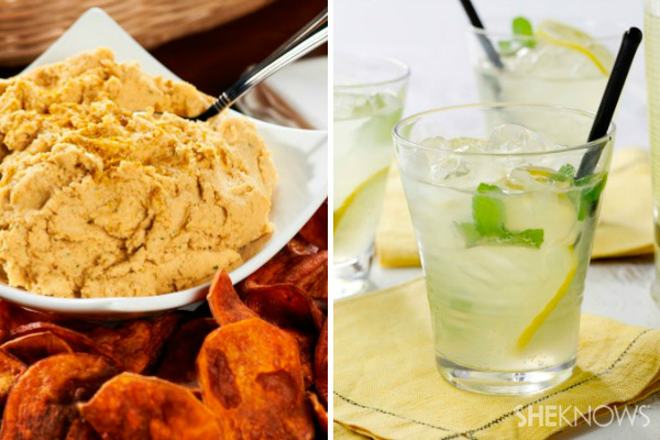Healthy and hassle-free beach snacks