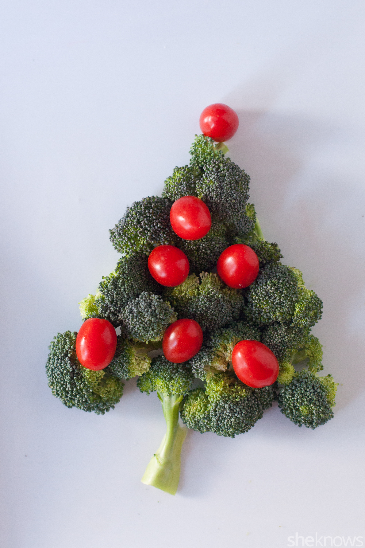 Broccoli-Christmas-Tree-Snack