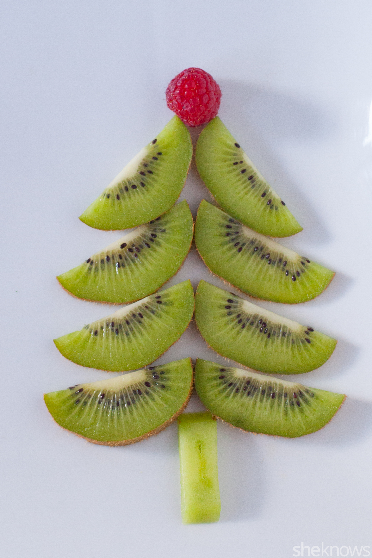 Kiwi-Christmas-Tree-Snack
