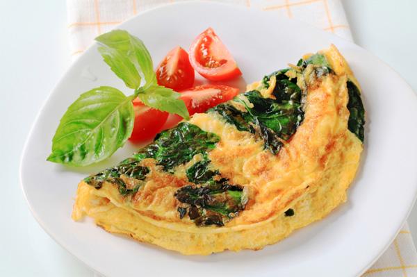 Southwestern omlet