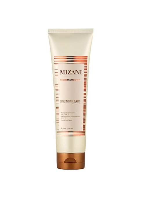 Mizani Thermasmooth Style & Style Again Heat Activated Styling Cream