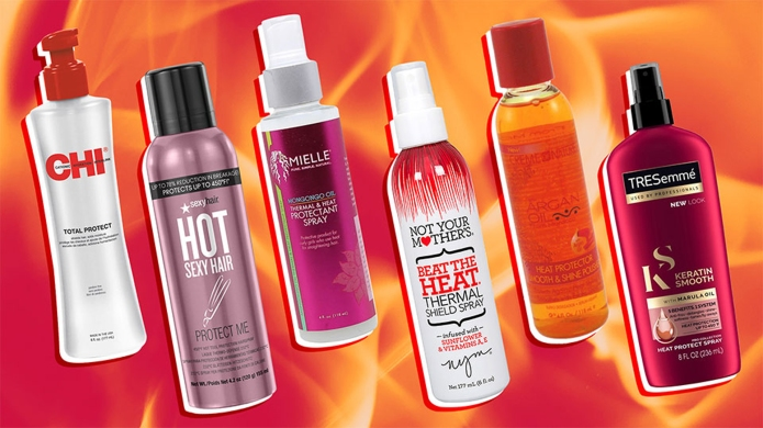 Under-$20 Heat Protectants for Flat Iron