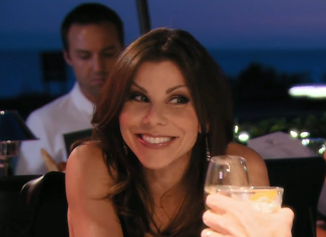 Heather Dubrow freaks out about house