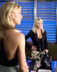 Heather Locklear returns to Melrose