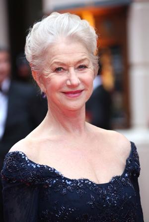 Helen Mirren at Olivier Awards