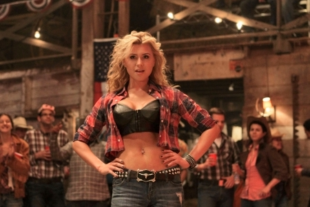 Hellcats star Alyson Michalka