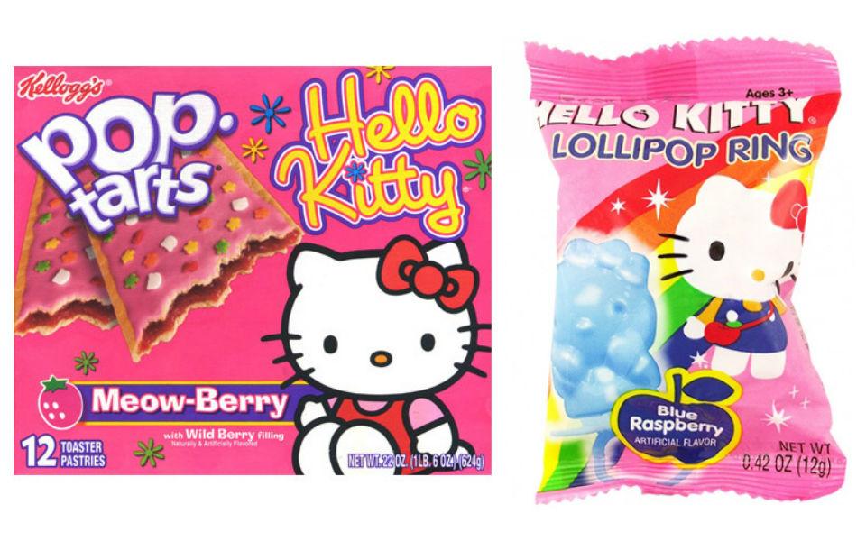 Hello kitty food | Sheknows.com