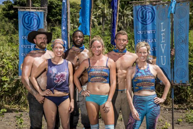 Heroes tribe Survivor: Heroes Vs. Healers Vs. Hustlers season 35 CBS