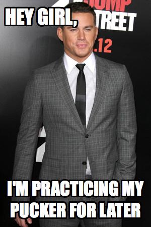 Happy B Day Channing Tatum 10 Ways He S Better Than Ryan Gosling