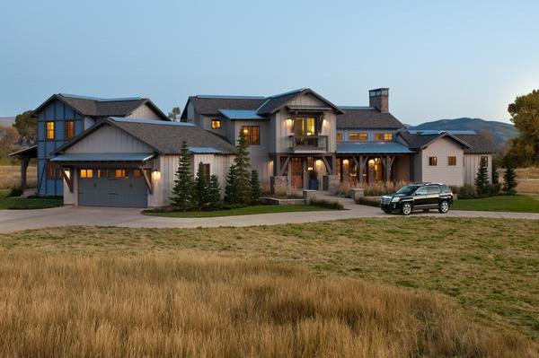 HGTV Dream home -- front