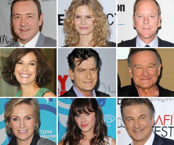 9 Movie actors turned TV stars