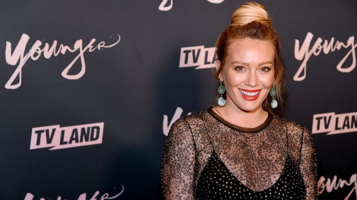 Hilary Duff attends the 'Younger' Season